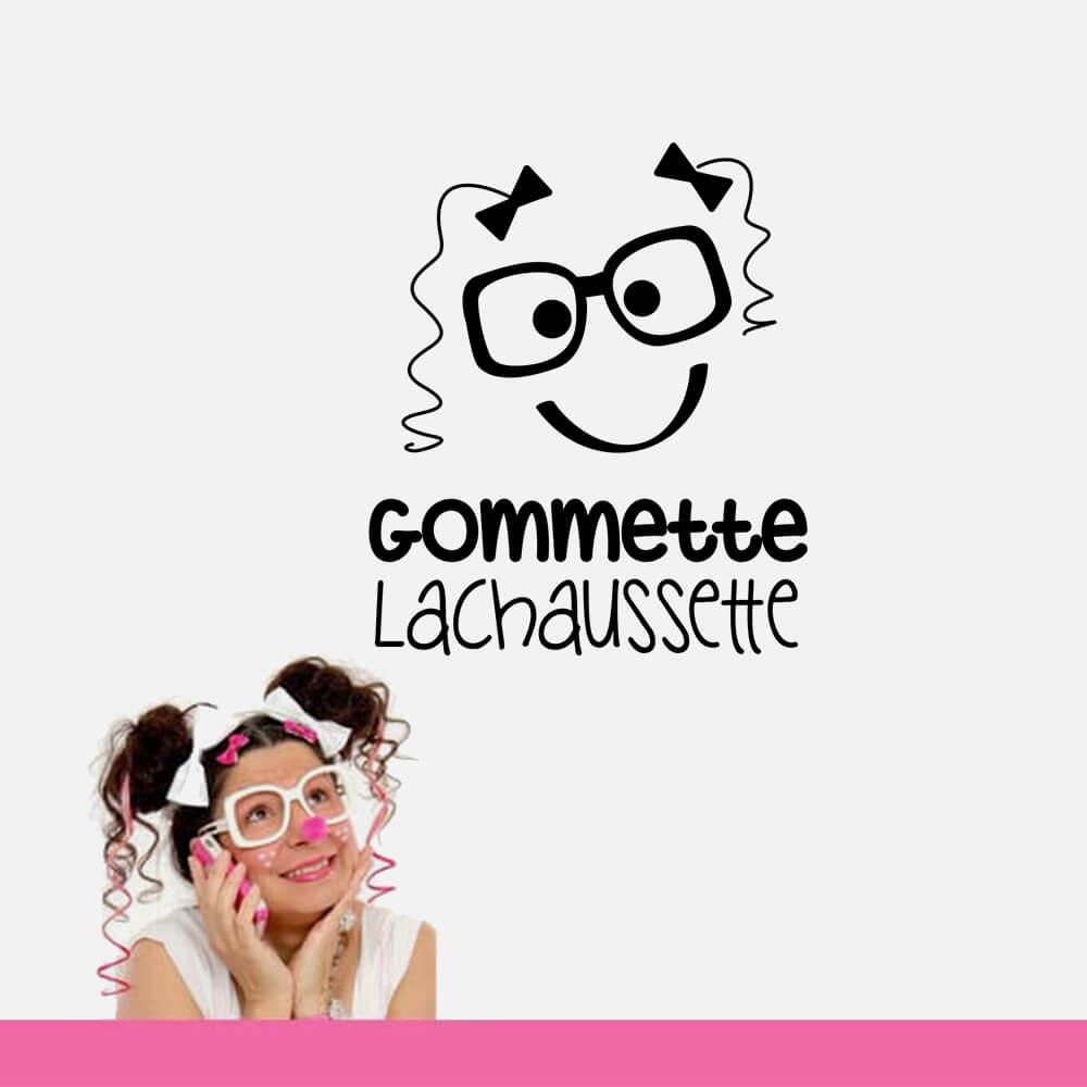 Logo Gommette Lachaussette